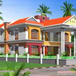 Double Storey House Design Small