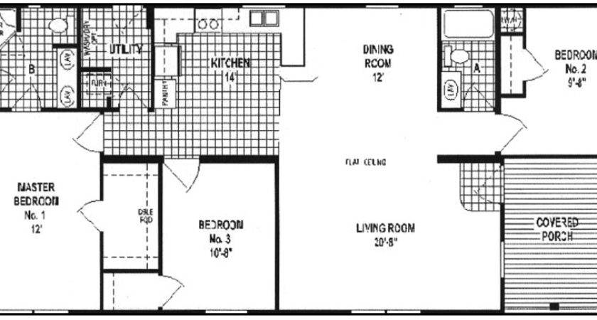 Double Wide Earthbag House Plans