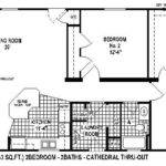 Double Wide Manufactured Home Floor Plans