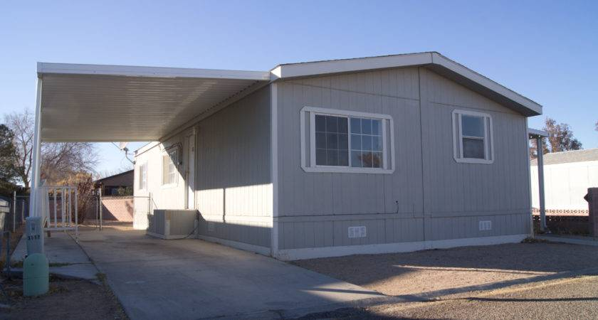 Double Wide Mobile Home Available Rent Ridgecrest