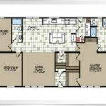 Double Wide Mobile Home Floor Plans Modern Modular