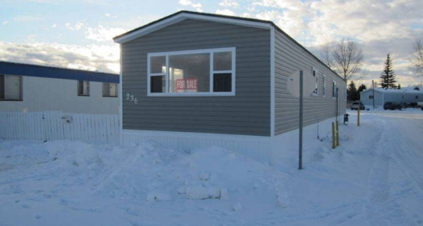Double Wide Mobile Home Red Deer Alberta Homes Apartments