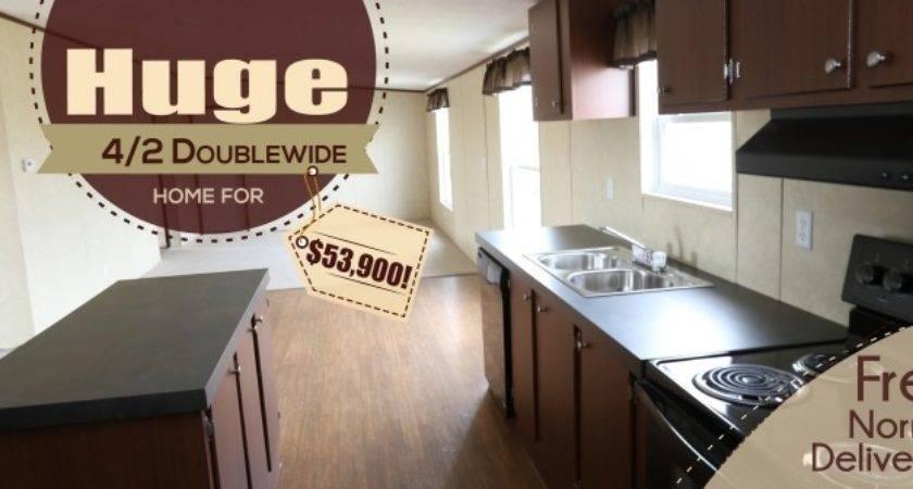 Double Wide Mobile Homes Sale Texas Alamo