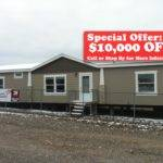 Double Wide New Columbia Discount Homes