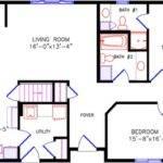 Double Wide Open Floor Plans Concept