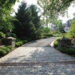 Driveway Entrances Summit Landscape Design Landscaping