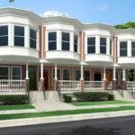 Duplex Mobile Home Including Modular Floating