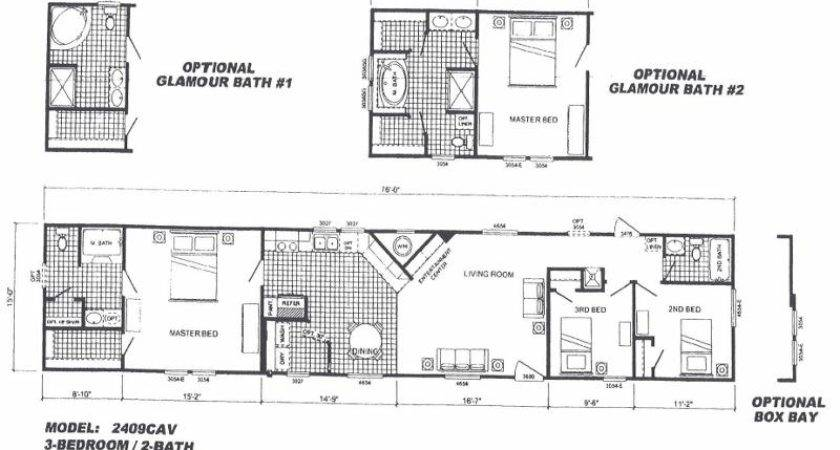 Dutch Single Wide Mobile Home Floor Plans Best