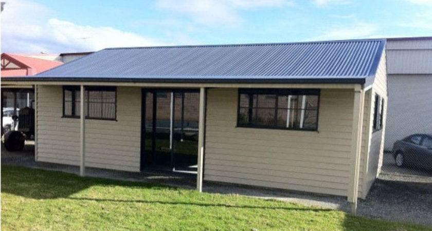 Earthquake Proof Prefabricated House Kits Low Cost