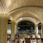 East Side Supermarket Lovely Vaulted Ceiling Ephemeral New