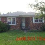 Eastview Drive Shepherdsville Foreclosed