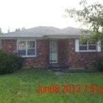 Eastview Drive Shepherdsville Foreclosed