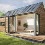 Eco Friendly Contemporary Prefab Pods England Humble Homes