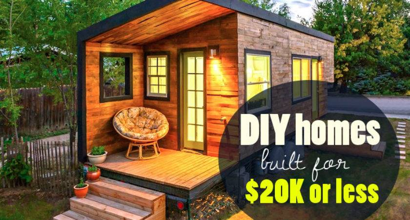 Eco Friendly Diy Homes Built Less