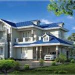 Eco Friendly Houses Beautiful Bedroom Villa Exterior