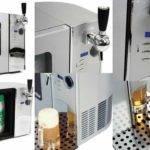 Edgestar Deluxe Mini Kegerator Draft Beer Dispenser Stainless