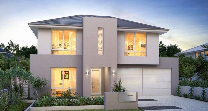 Efron Double Storey Designs Broadway Homes