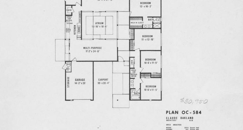 Eichler Floor Plans Fairhills Eichlersocaleichlersocal