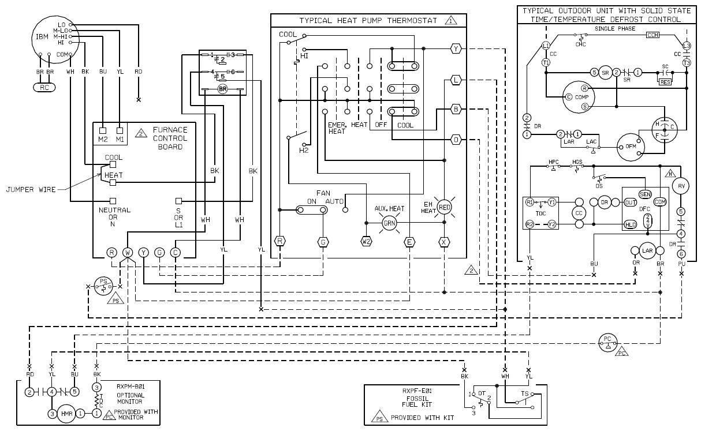 Electric Furnace Wiring Diagram from cdn.kafgw.com