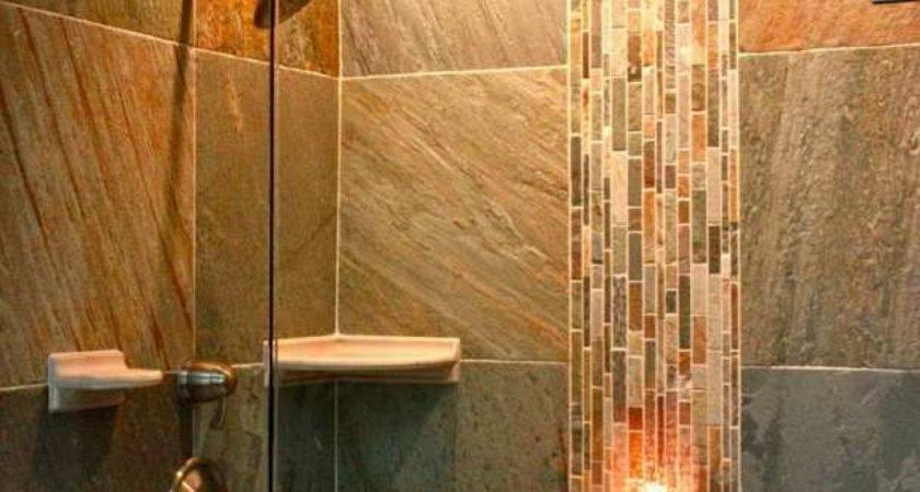 Elegant Bathroom Shower Ideas House Remodeling