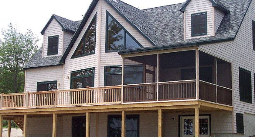 Ellsworth Maine Modular Homes Made