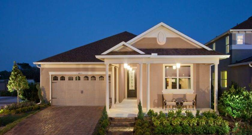 Enclave Tapestry Homes Orlando New Sale