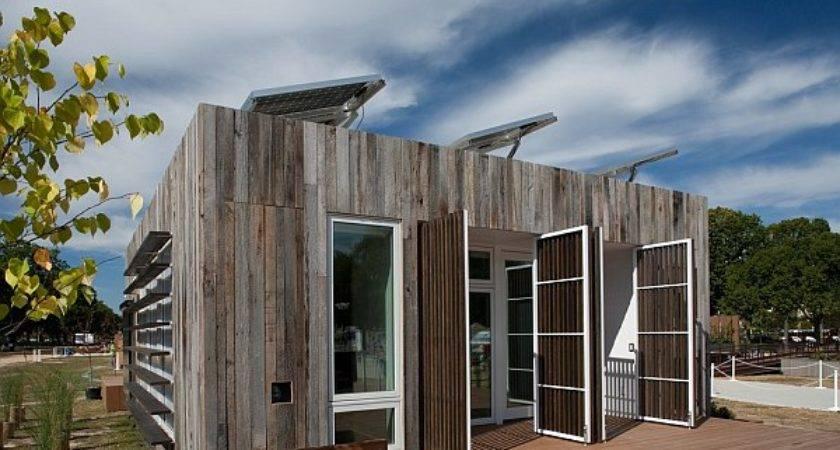 Energy Efficient Home Solar Decathlon Decoist