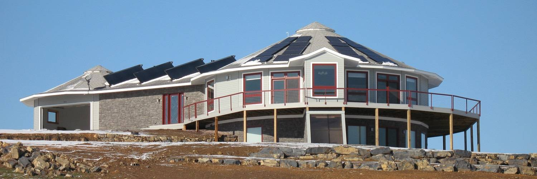 Energy Efficient Prefab Homes Green Building Deltec