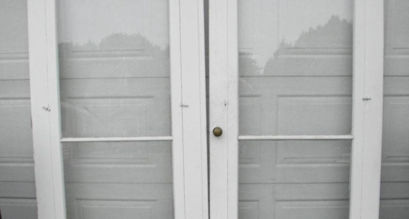 Example Exterior Mobile Home Doors