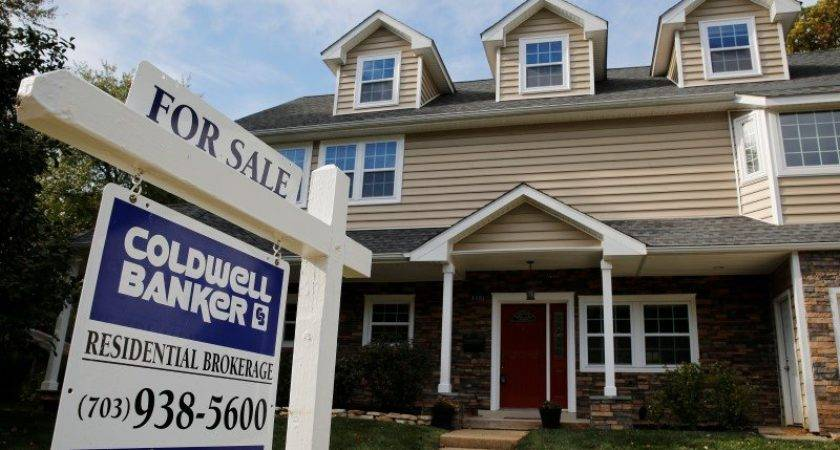 Existing Home Sales Hit Nine Year High Business Insider