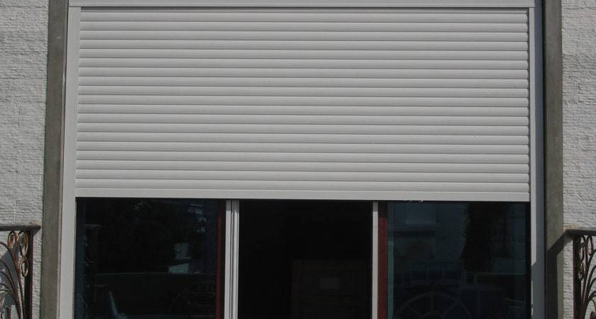 Exterior Window Shutters Contemporary Treatments