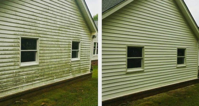 Extreme Clean Georgia House Siding Wash