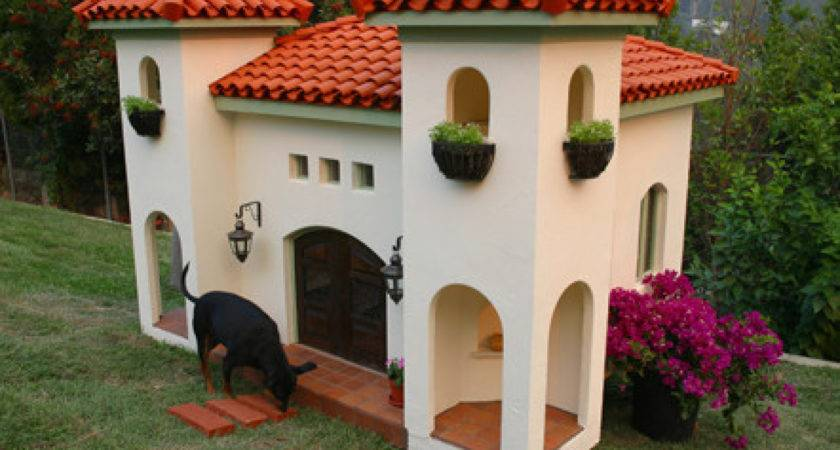 Extreme Dog Houses Make Owners Jealous Photos