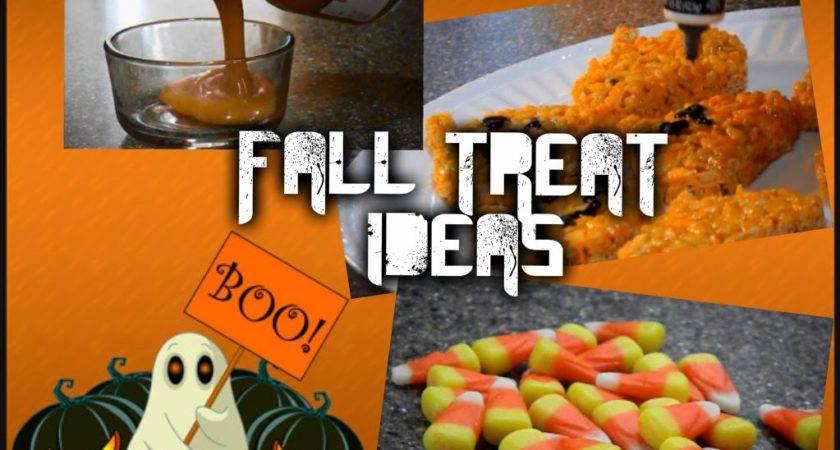 Fall Food Ideas Youtube