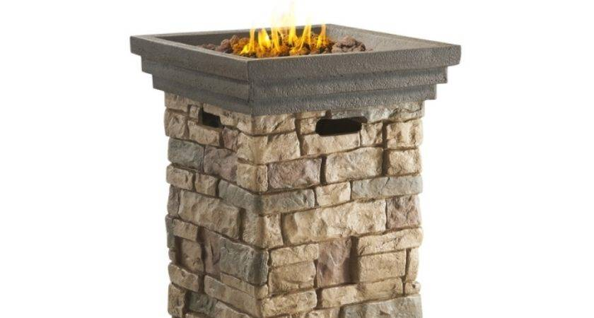Fantastic Shop Gas Fire Pits Lowes