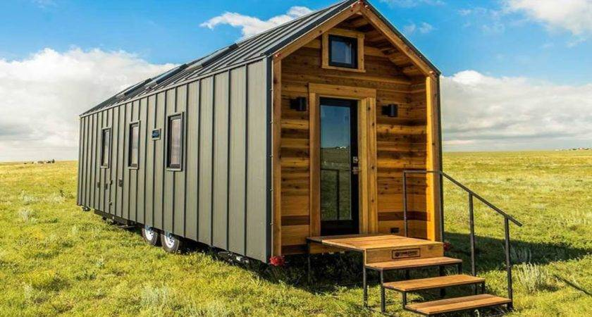 Farallon Tumbleweed Tiny House Company Youtube