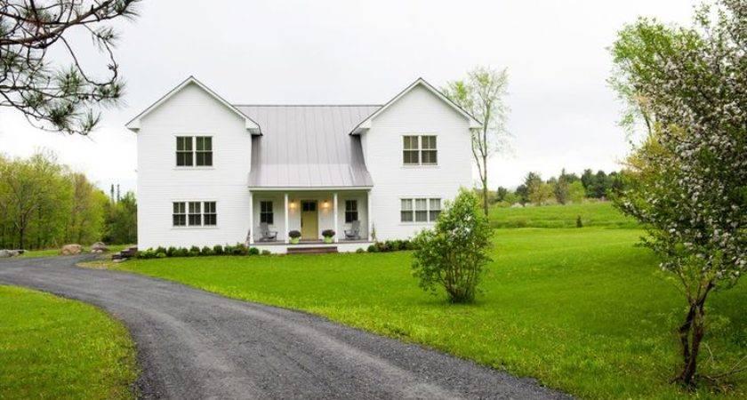 Farmhouse Exterior Mary Prince Love Prefab Doesn