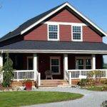 Farmhouse Style Modular Homes Regarding Cottage