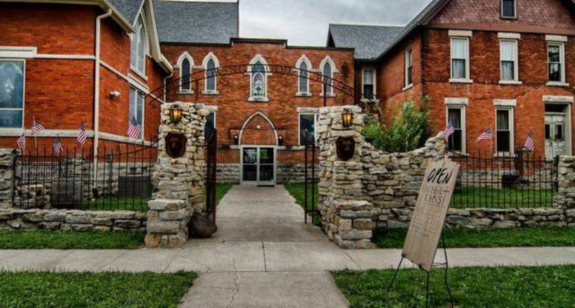 Father John Stoned Goat Inn Follow Your Dreams Houses