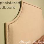 February Upholstered Headboard