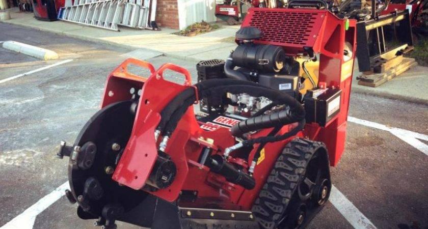 Ferry Equipment Rental Jacksonville Tool Stump Grinder