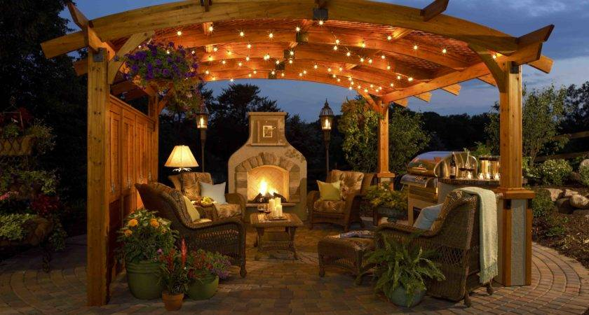 Few Things Think Deciding Your Outdoor Living Area