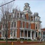 Ficke Mansion Davenport Built Currently Sorority House
