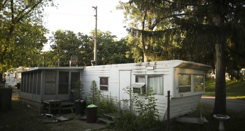 Fight Save Mobile Home Parks Startribune