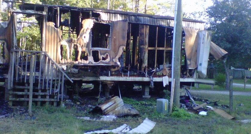 Fire Wipes Out Mobile Home Kerosene Heater Likely Cause Wciv