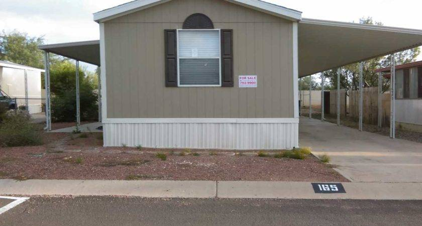 Fleetwood Manufactured Home Sale Tucson