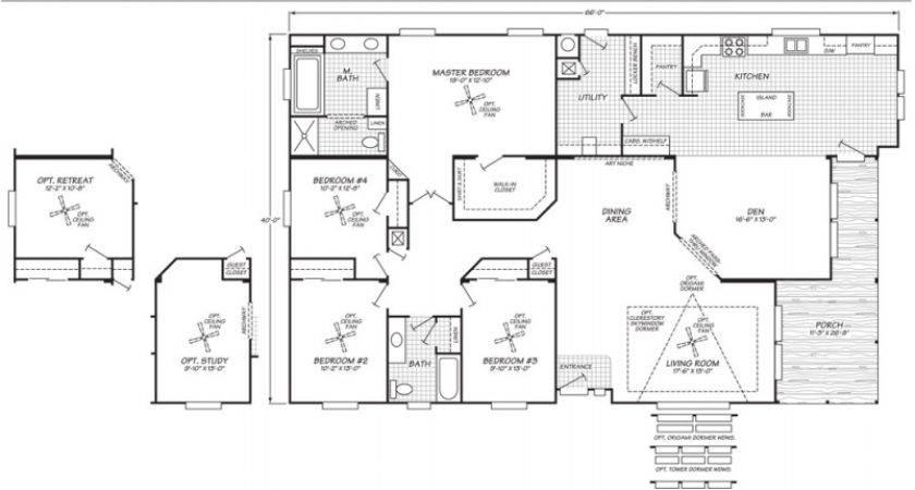 Fleetwood Mobile Home Floor Plans Cavareno Improvment Galleries