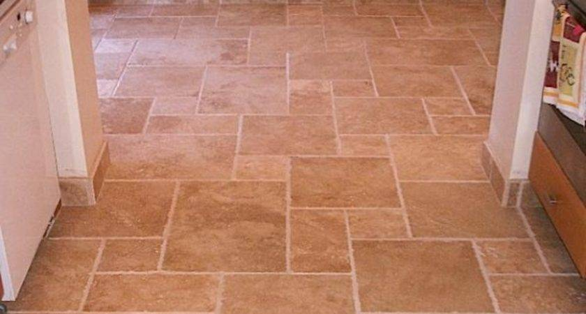 Floor Kitchen Tiles Modern Tile Ideas