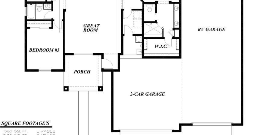Floor Plan Homes Innovative Plans