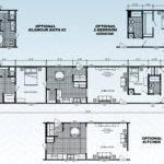 Floor Plan Layout Single Section Dawson Lvs